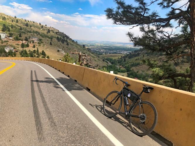 Lee Hill Bike Climb - PJAMM Cycling