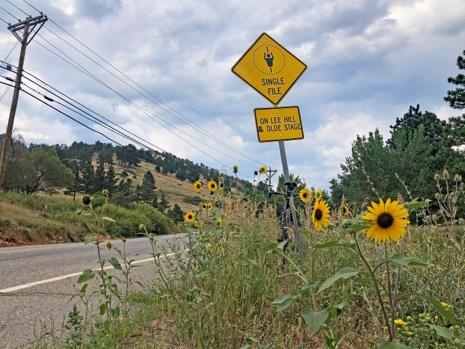 Lee Hill - Deer Trail Bike Climb - PJAMM Cycling