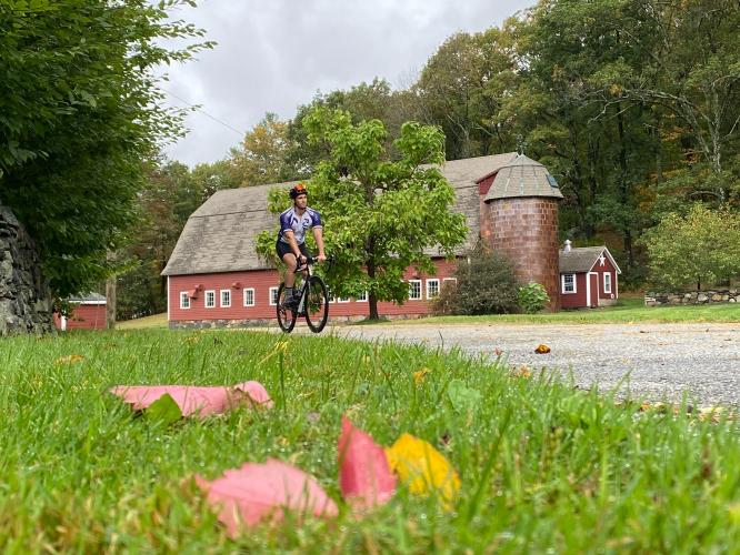 Whitcomb Hill Road Bike Climb - PJAMM Cycling