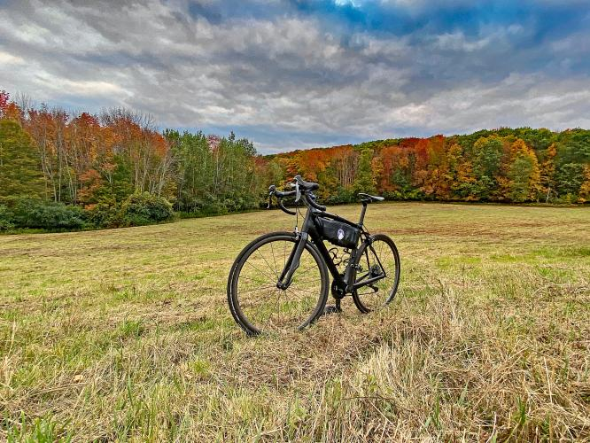 Petersburg Pass East Bike Climb - PJAMM Cycling