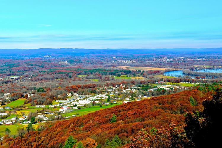 Mount Holyoke Bike Climb - PJAMM Cycling