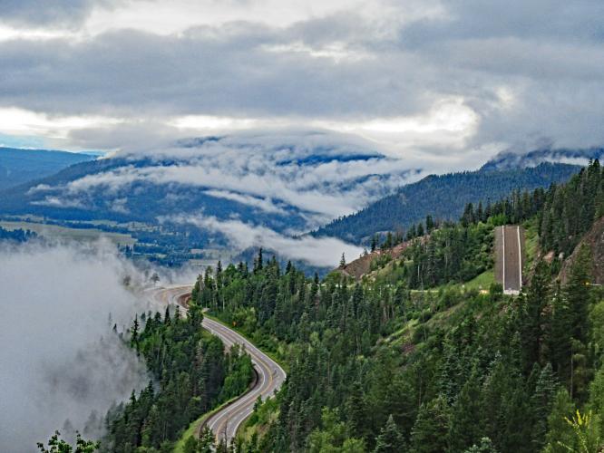 Wolf Creek Pass, South Bike Climb - PJAMM Cycling