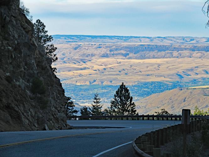 Mission Ridge Bike Climb - PJAMM Cycling
