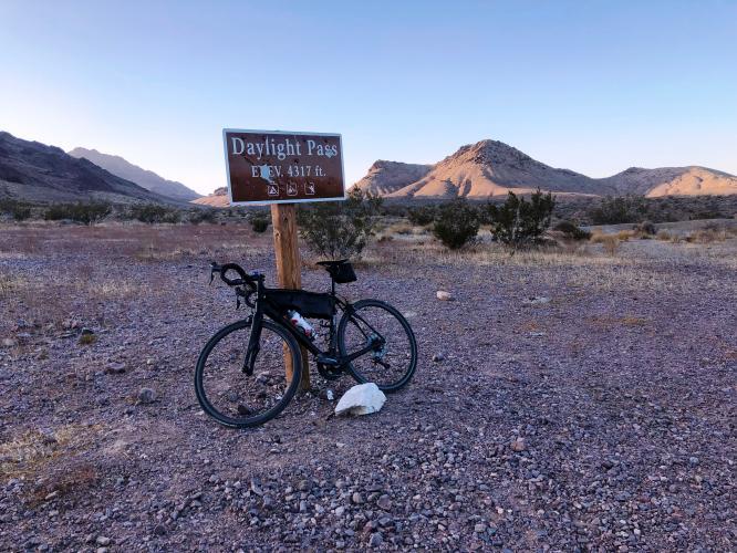 Daylight Pass Bike Climb - PJAMM Cycling