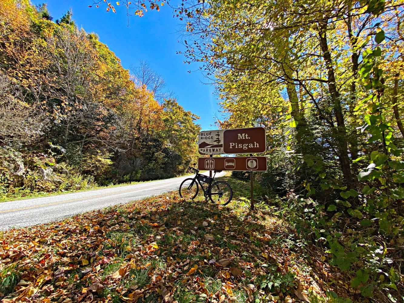 Blue Ridge Parkway to Mount Pisgah Bike Climb - PJAMM Cycling