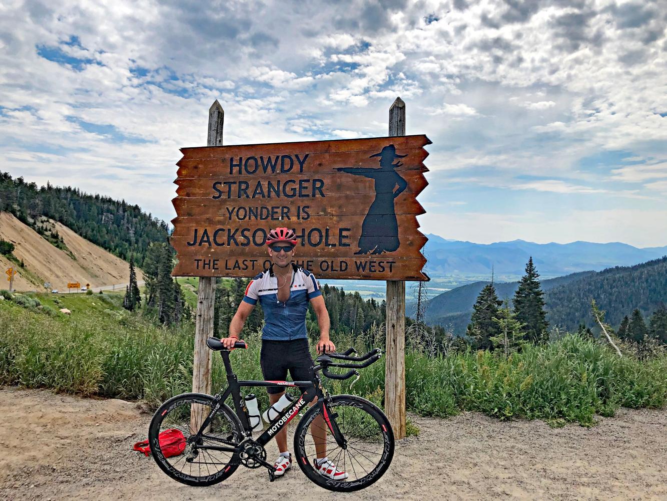 Teton Pass West Bike Climb - PJAMM Cycling