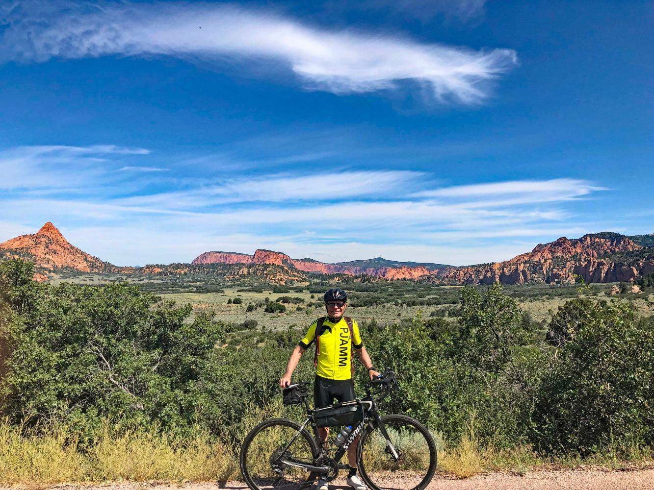 Kolob Terrace Road Bike Climb - PJAMM Cycling
