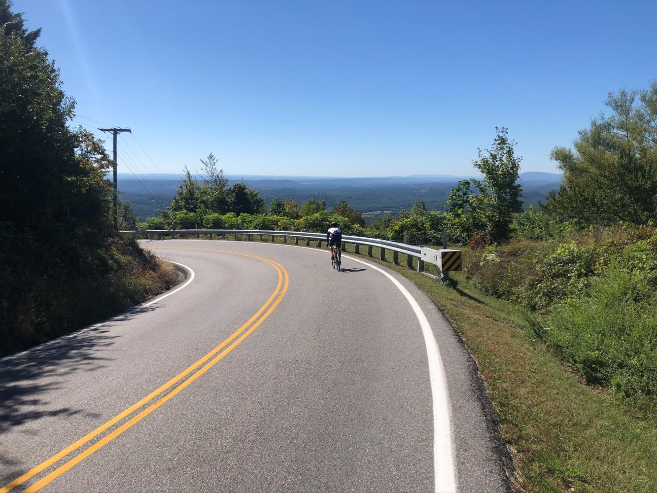 Montlake Road Bike Climb - PJAMM Cycling