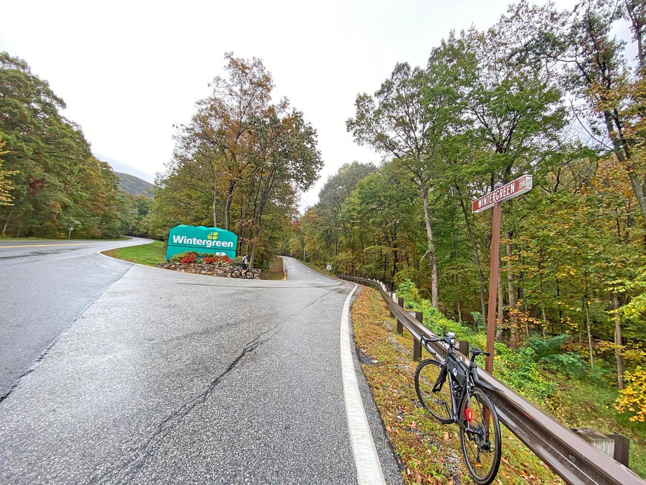 Reeds Gap East Bike Climb - PJAMM Cycling