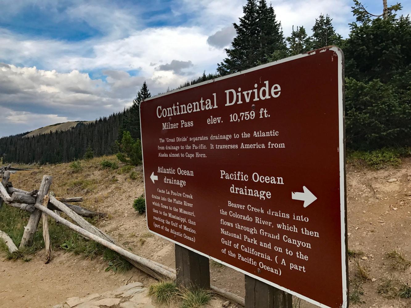 Trail Ridge West Bike Climb - PJAMM Cycling