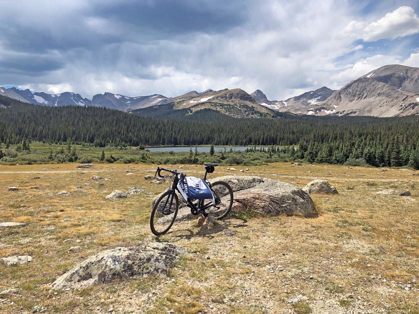 Lyons to Ward to Brainard Lake Bike Climb - PJAMM Cycling