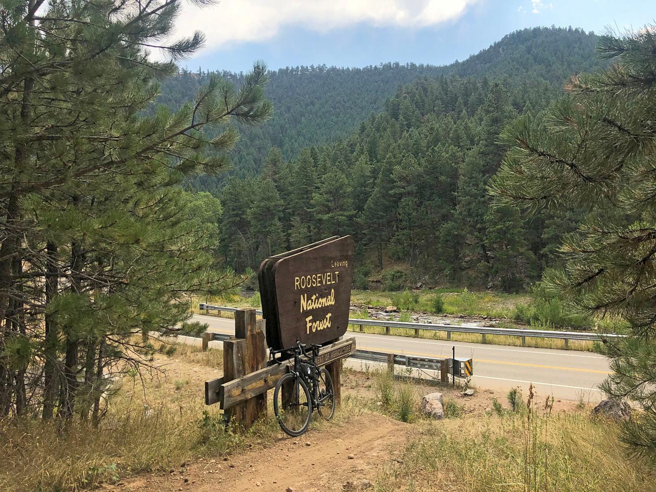 Left Hand Canyon to Jamestown Bike Climb - PJAMM Cycling