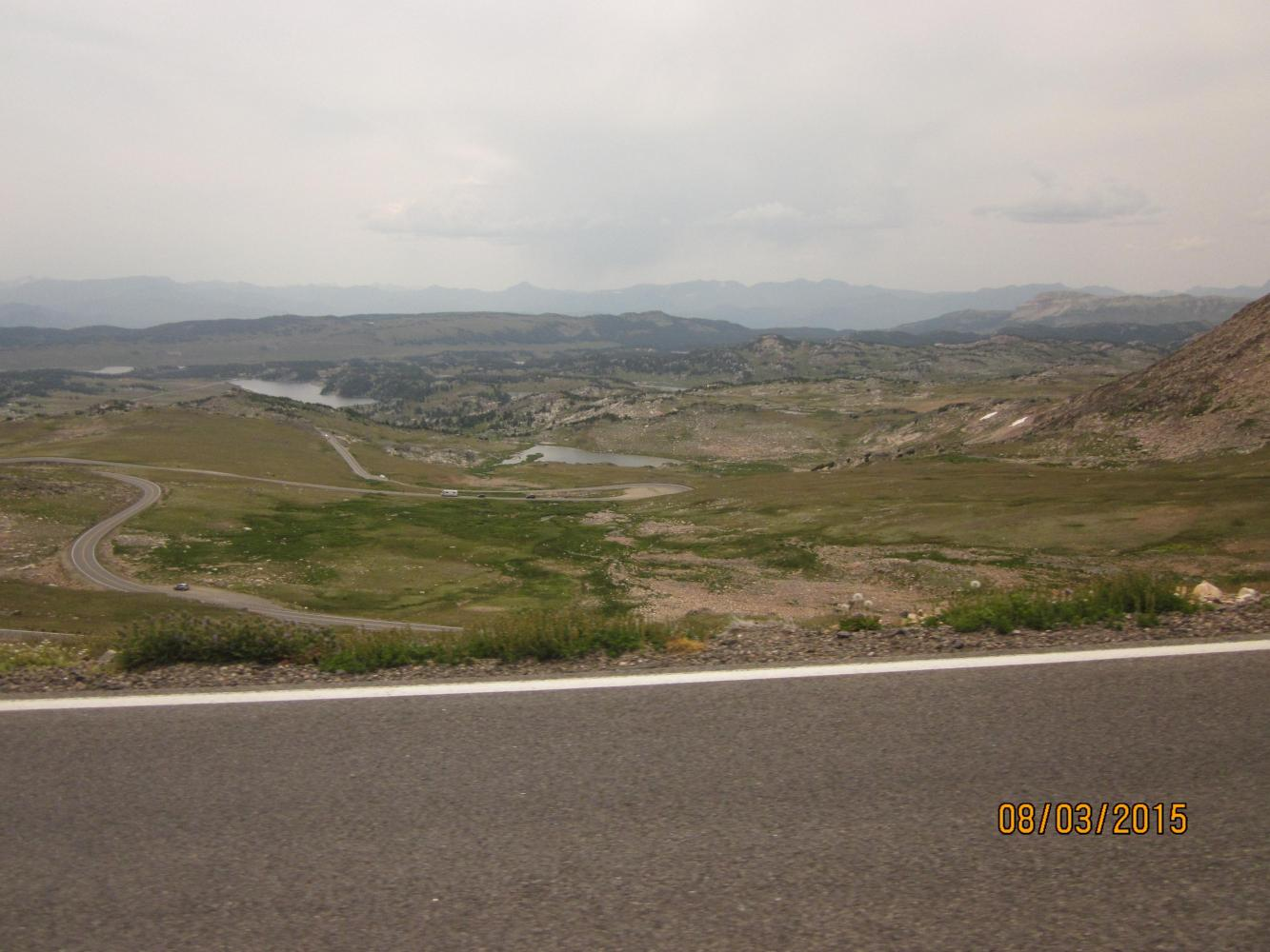 Beartooth Pass South Bike Climb - PJAMM Cycling