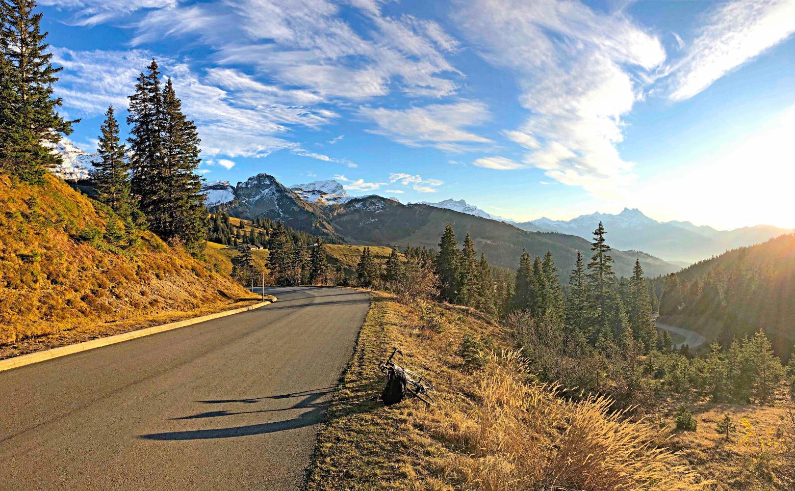 Col de la Croix  Bike Climb - PJAMM Cycling