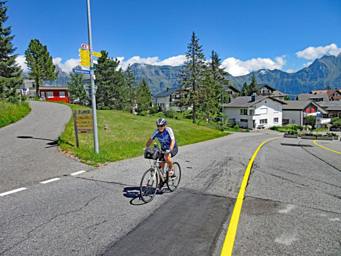 Tannenbodenalp Bike Climb - PJAMM Cycling