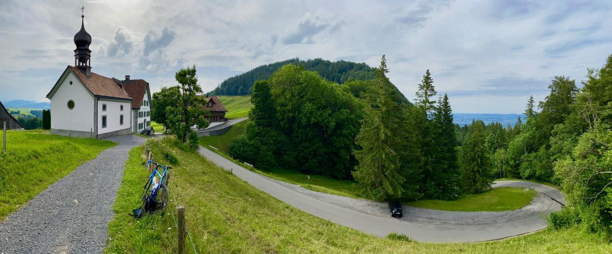 Etzelpass North Bike Climb - PJAMM Cycling
