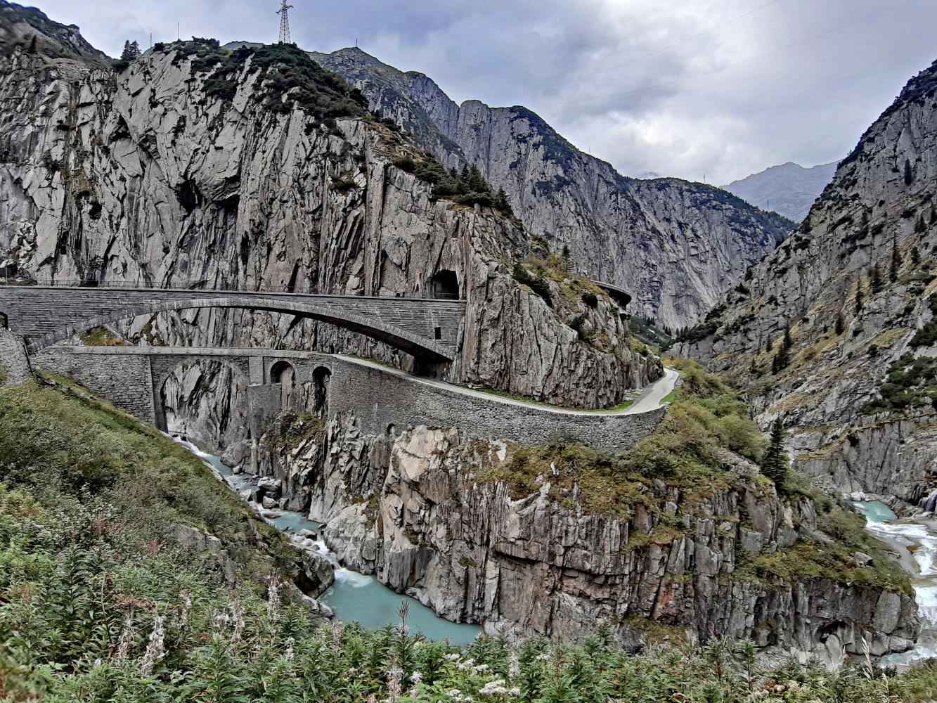Oberalppass North Bike Climb - PJAMM Cycling