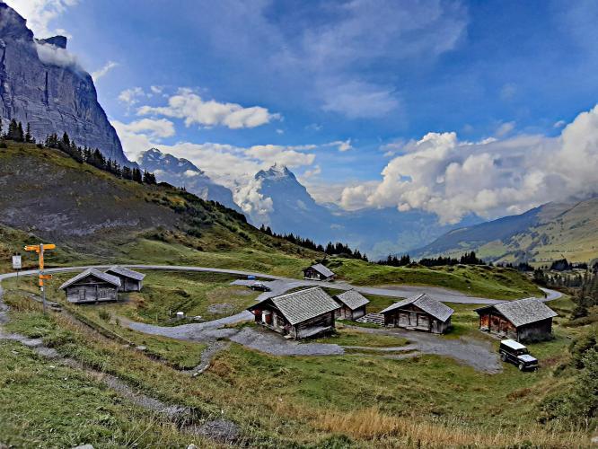 Grosse Scheidegg (Lutschental) Bike Climb - PJAMM Cycling