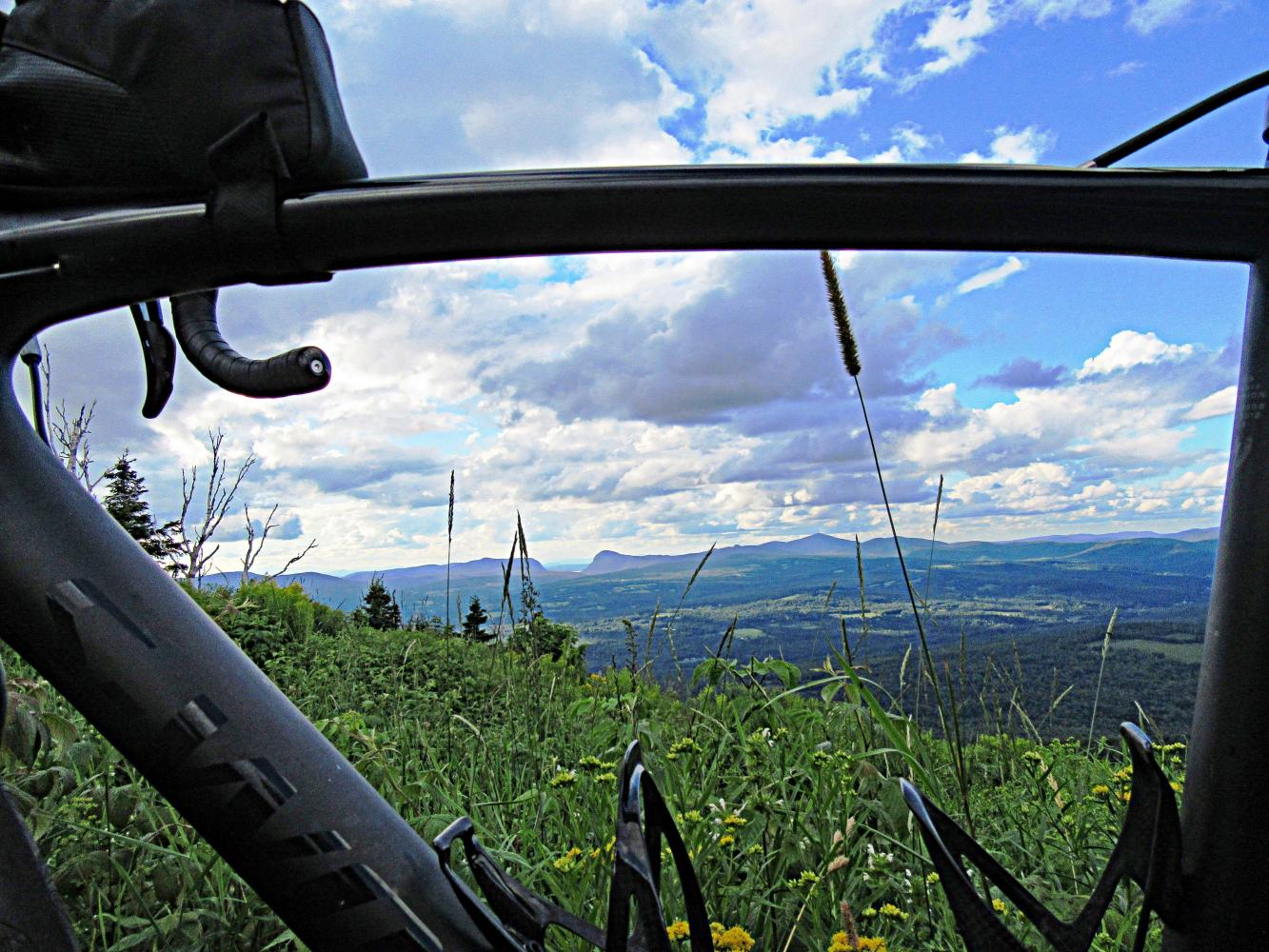 Burke Mountain Bike Climb - PJAMM Cycling