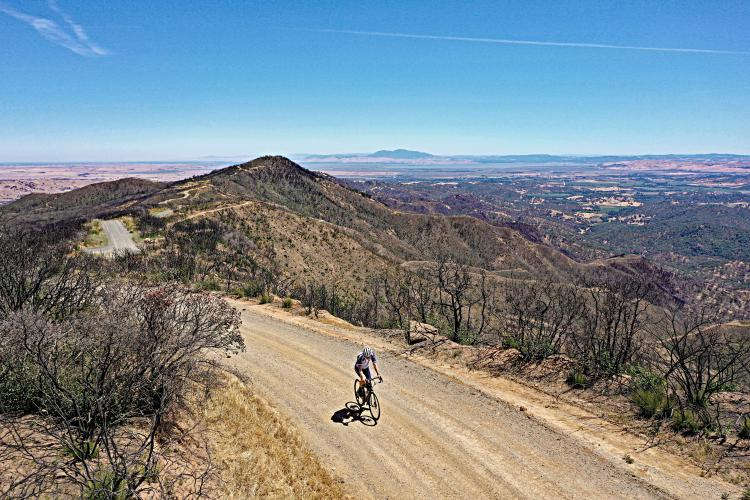 Gates Canyon Bike Climb - PJAMM Cycling