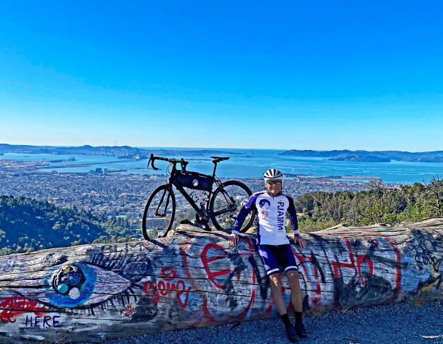 Grizzly Peak (Spruce) Bike Climb - PJAMM Cycling