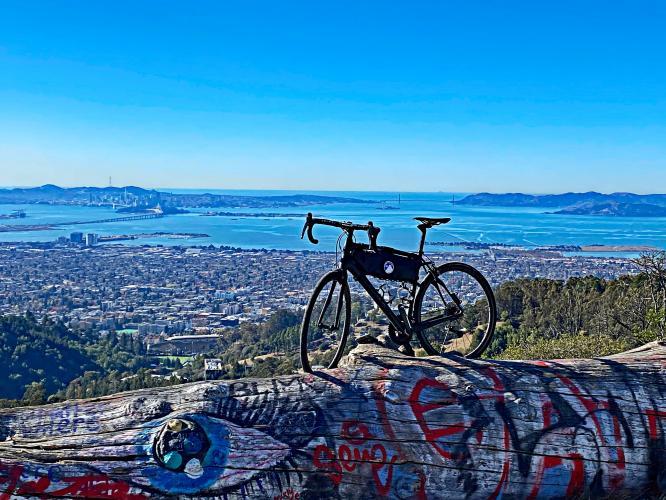 Grizzly Peak (Wildcat Canyon) Bike Climb - PJAMM Cycling
