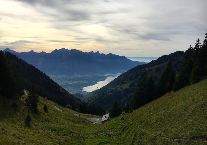 Col de Chaude Bike Climb - PJAMM Cycling