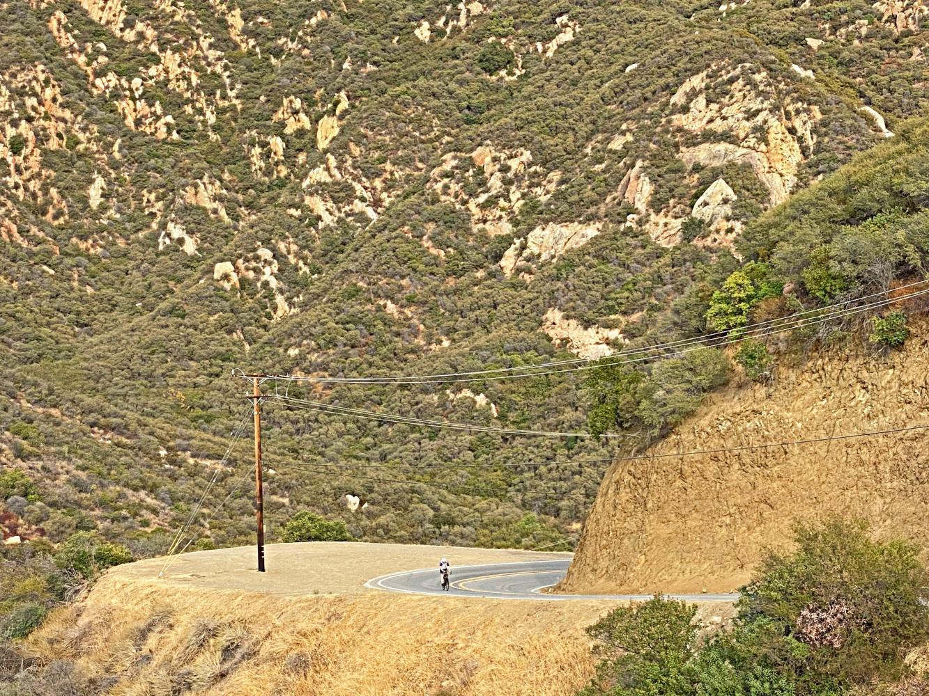 Stunt Road Bike Climb - PJAMM Cycling