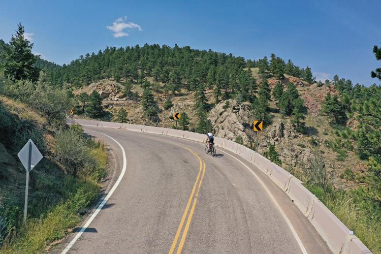 Magnolia Road Bike Climb - PJAMM Cycling