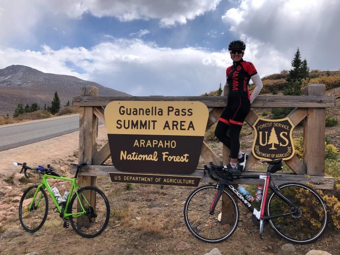 Guanella Pass Bike Climb - PJAMM Cycling