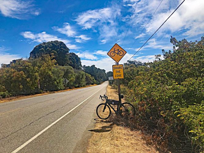 Old La Honda Road West Bike Climb - PJAMM Cycling