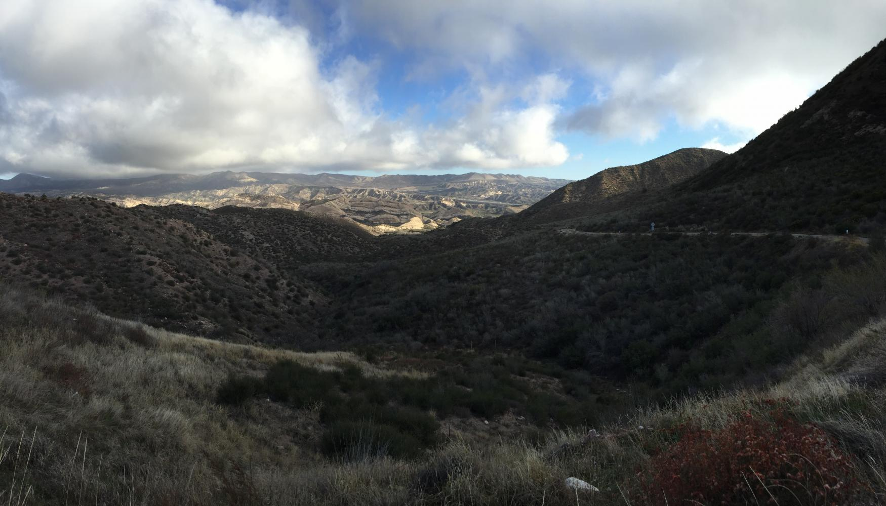 Lone Pine Canyon - Blue Ridge Summit Bike Climb - PJAMM Cycling