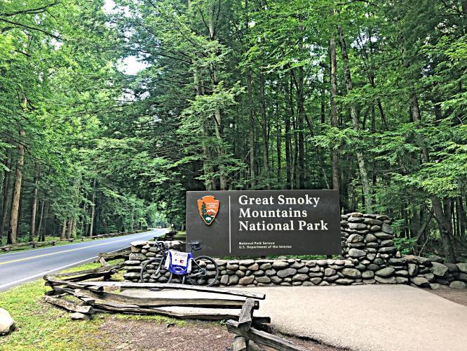 Smoky Mountain NP + Foothill Parkway Bike Climb - PJAMM Cycling