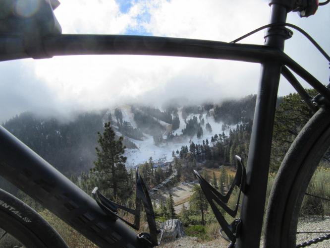 Lone Pine Canyon - Table Mountain Bike Climb - PJAMM Cycling