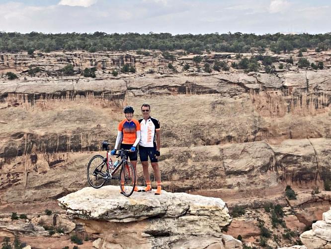 Colorado National Monument Bike Climb - PJAMM Cycling