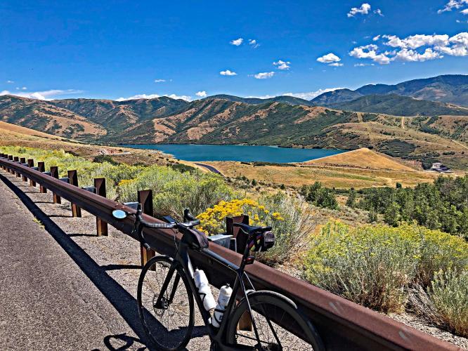 Emigration Canyon East Bike Climb - PJAMM Cycling