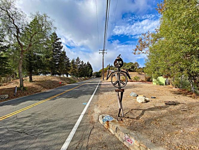 Topanga Canyon to Stunt Road Bike Climb - PJAMM Cycling