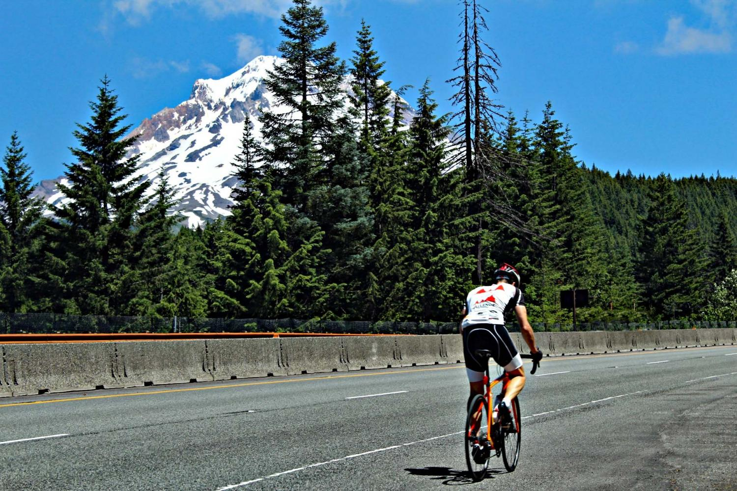Mt. Hood Bike Climb - PJAMM Cycling