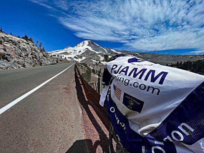 Mt. Hood Bike Climb - PJAMM Cycling