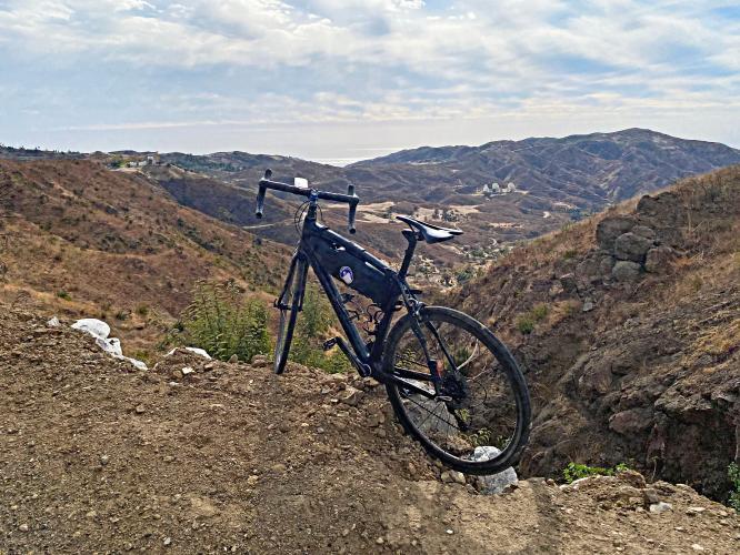 Mulholland Hwy to Yerba Buena Bike Climb - PJAMM Cycling