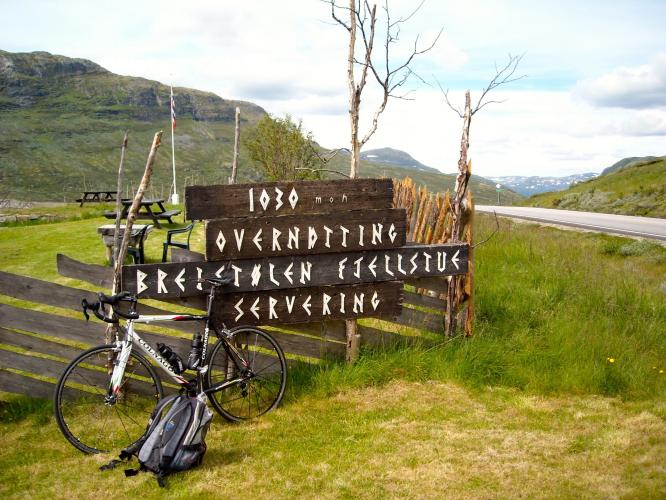 Osen-Eldrevatnet Northwest Bike Climb - PJAMM Cycling