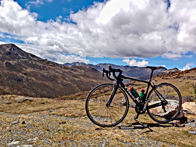 Pico El Aguila North Bike Climb - PJAMM Cycling