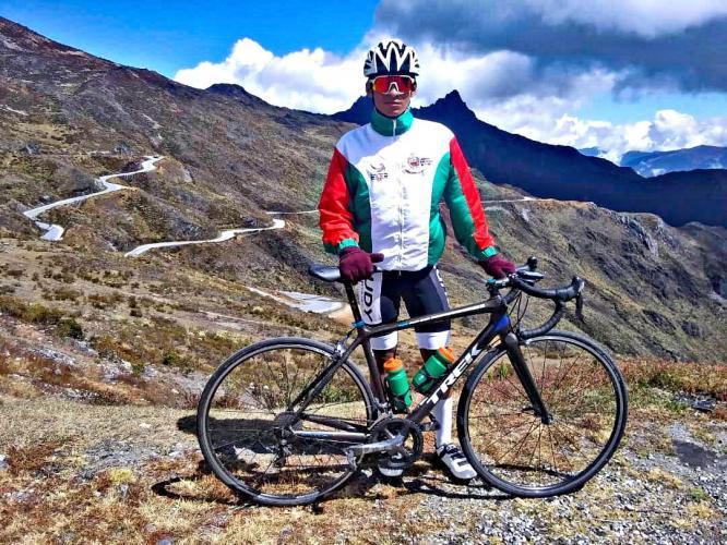 Pico El Aguila South Bike Climb - PJAMM Cycling