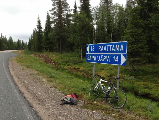 Pallastunturi Bike Climb - PJAMM Cycling