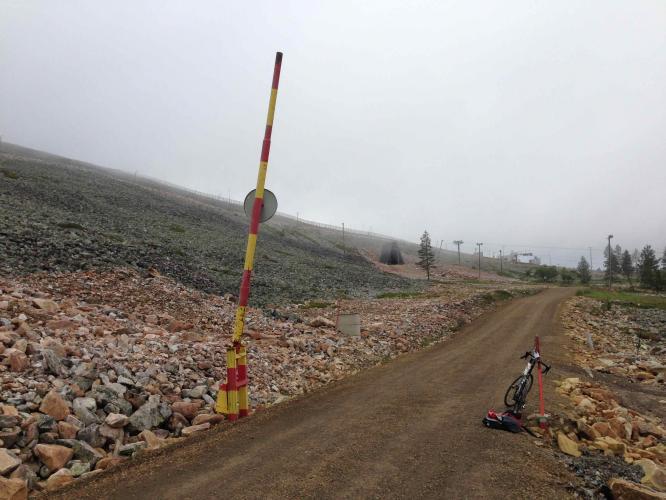 Tunturi-Yllas Bike Climb - PJAMM Cycling
