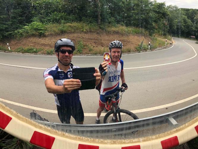 Kojori Ughelt Bike Climb - PJAMM Cycling
