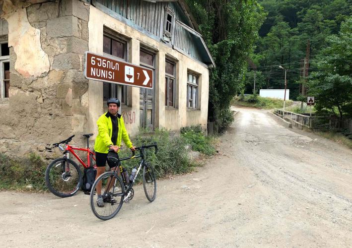 Suramis Ughelt Bike Climb - PJAMM Cycling