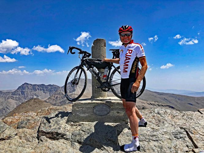 Pico Veleta - Granada Bike Climb - PJAMM Cycling