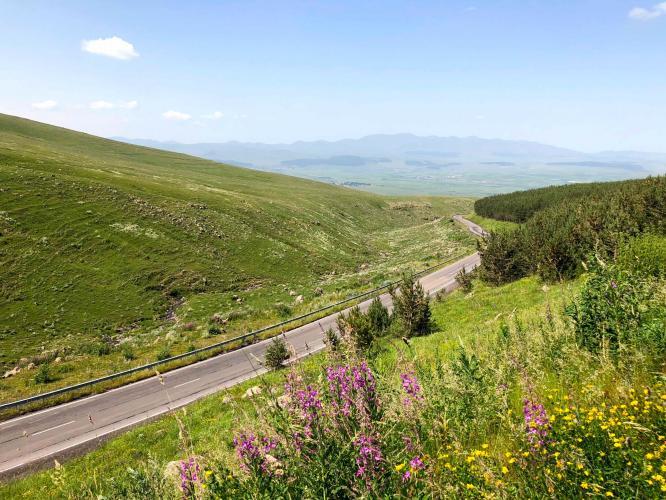 Tukmashat pass Bike Climb - PJAMM Cycling