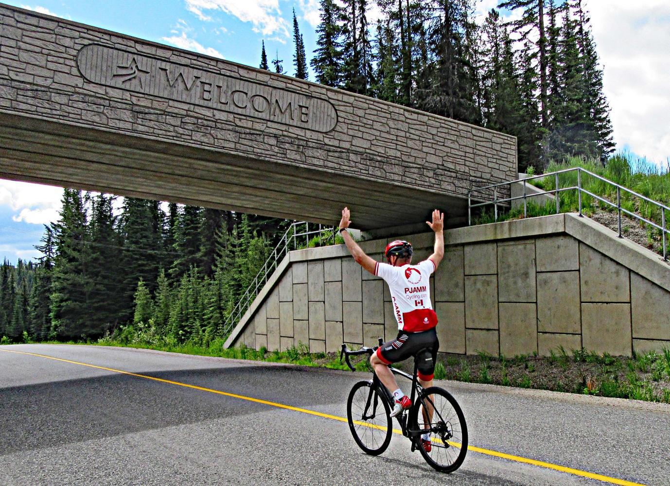 Silver Star Road Bike Climb - PJAMM Cycling